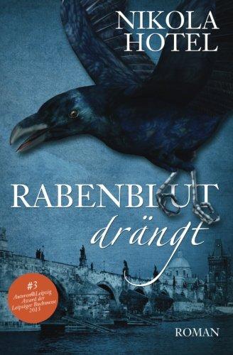 Buchseite und Rezensionen zu 'Rabenblut drängt: Rabenblut-Saga' von Nikola Hotel