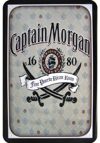 captain-morgan-fine-puerto-rican-rhum-affiche-publicitaire-motif-