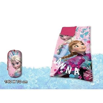 Saco dormir Frozen Disney,1unidades por pedido de Frozen