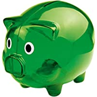 Sparschwein / Farbe: transparent grün preisvergleich bei kinderzimmerdekopreise.eu