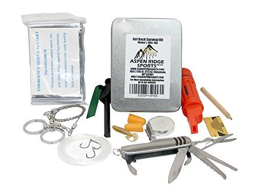 kit-de-survie-avec-kit-de-demarrage-de-feu-et-couverture-en-mylar-aspen-ridge-sports