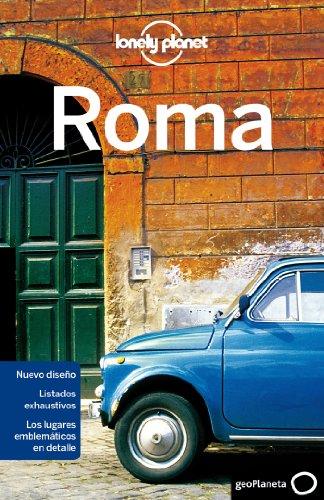 Portada del libro Roma 3 (Guías de Ciudad Lonely Planet)