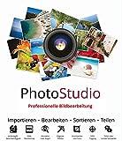 Photo Studio - Bilder importieren - bearbeiten - sortieren - Teilen - umfangreiche Software zur Bearbeitung von Fotos und Grafiken