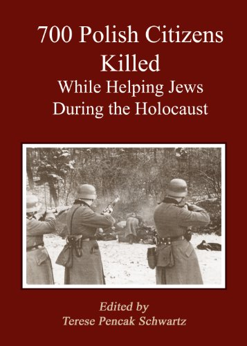 List of 700 Polish Citizens Killed While Helping Jews During the Holocaust (English Edition)