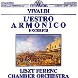 L'Estro Armonico Op. 3 – Excerpts