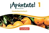 ¡Apúntate! - Nueva edición: Band 1 - Vokabeltaschenbuch