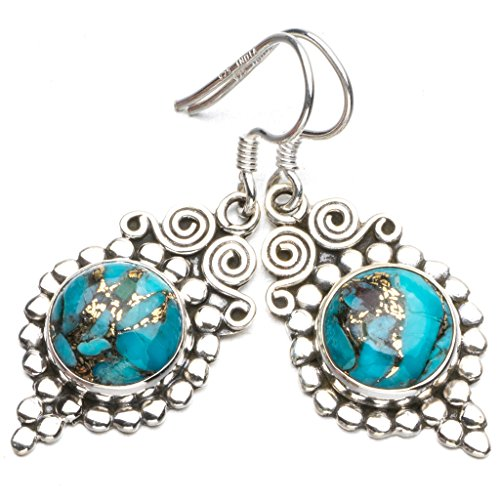 stargemstm-natural-copper-turquoise-boho-925-sterling-silver-drop-earrings-1-1-2