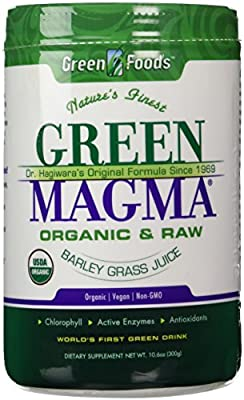 Green Magma Barley Juice Powder Large Tub 10.6oz [300g]