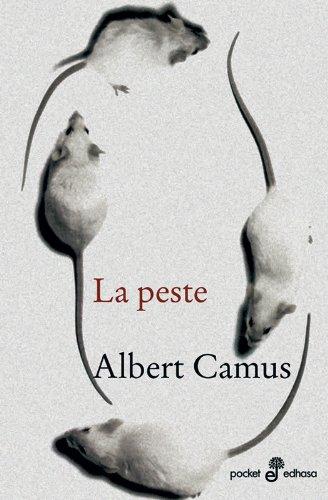 La peste (Pocket) por Albert Camus