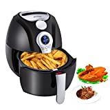 Best Oil Less Fryers - Electric Air Fryer, Blusmart Power AirFry Oil Free/less Review