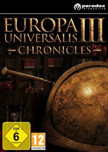Europa Universalis 3 Chronicles