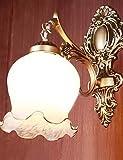 Tipo:Lampade a candela da parete,Finitura:Pittura,Altezza totale:25 cm (10 inch),Larghezza totale:34 cm (14 inch),Profondità totale:14 cm (6 inch),Numero di lampadine:1,Base della lampadina:E26/E27,Potenza elettrica per lampadina:Max 60W,Lampadina in...