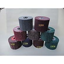 Rueda de dibujo de alambre para pulidora (14 piezas) para pulidora de máquina de