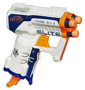 Hasbro Nerf A1690E35 – N-Strike Elite Triad, Spielzeugblaster