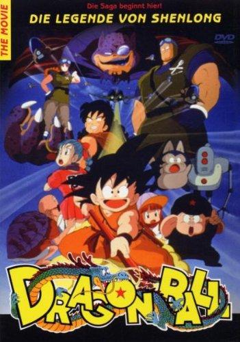 Dragonball - The Movie 1: Die Legende von Shenlong (Z Dragon Lp Ball)