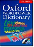 Oxford Wordpower Dictionary for learners of English: Oxford wordpower dictionary. Dictionary-Wordpower trainer. Con CD-ROM
