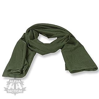 Alpha Tactical Sniper Veil Olive Green