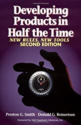 [DEVELOPING PRODUCTS IN HALF THE TIME] by (Author)Reinertsen, Donald G. on Oct-10-97