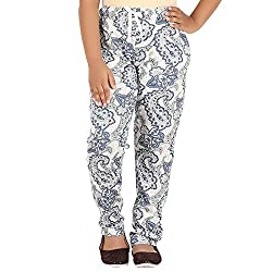 FICTIF Girls Navy Color Pyjama Pant
