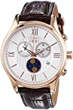 Cerruti 1881 Herren-Armbanduhr CHIOGGIA Chronograph Quarz Leder CRA119SR04BR