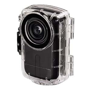 Hama HD Daytour Action-Cam (8 Megapixel CMOS Sensor, microSDHC-Kartenslot, USB 2.0) schwarz