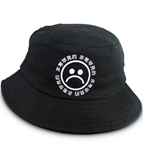 80499fb0c9e4d AnarchyCo Men Sad Boys Bucket Hat Festival Accessory