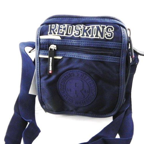 Shoulder bag 'Redskins' navy.
