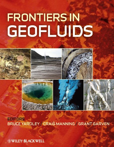 Frontiers in Geofluids (English Edition)