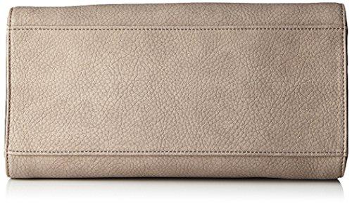 GERRY WEBER Damen Talk Different Ii Handbag Shz Henkeltaschen, 30 x 19 x 15 cm Beige (710)
