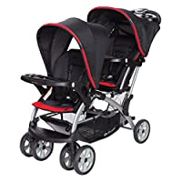 Babytrend Sit N stand Double Stroller Optic Red