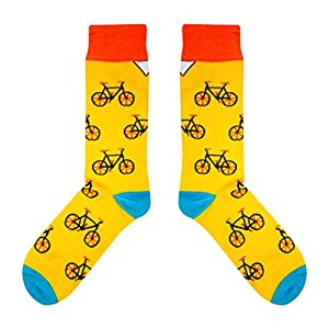 CUP OF SOX - Bikes / Fahrrad / Hipster - Socken in der Tasse - Herren und...