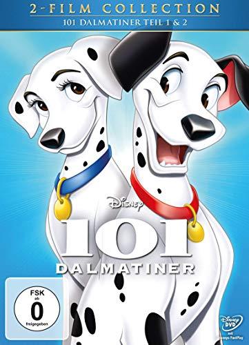 101 Dalmatiner 2-Film Collection (Disney Classics, 2 Discs)