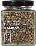 Pepe Bianco in Grani di Kampot Premium - 120g - Nuovo Raccolto 2017