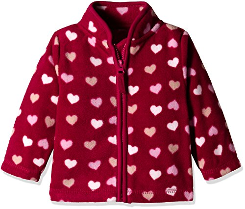 Mothercare Baby Girls' Jacket (F7502_Pink_12-18 M)