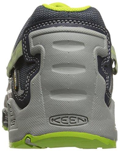 Keen Versatrail WP, Chaussures de Randonnée Basses Homme, India Ink/Macaw Grau (India Ink/MACAW)