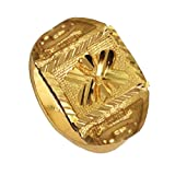 Mens Fashion Jewellery Antique  Golde...