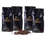 4 kg Kaffee Grand Maestro Italiano Original | Geröstete Arabica Kaffeebohnen für Kaffeevollautomaten | 4 kg ganze Bohnen | Feiner und intensiver Geschmack