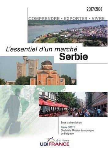 Serbie par Pierre Coste