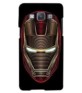 Citydreamz Ironman\Superhero Hard Polycarbonate Designer Back Case Cover For Samsung Galaxy Grand 2 G7102