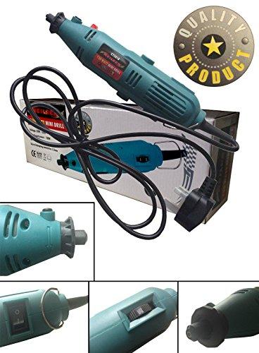 Generic YCUK150727-28 1& 3917* 1 LT 50Hzrotary strumento utensile rotativo variabile 130W Watt 230V 1/10,2cm mini trapano pneumatico, 3.2Volt 50Hz 130W Watt 3