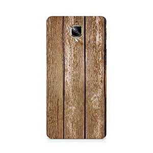 Hamee Designer Printed Hard Back Case Cover for OnePlus 3 Design 4251
