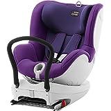 Romer Dual Fix - Silla de coche, grupa 0+/1 (nacimiento - 15 kg), color púrpura (mineral purple)