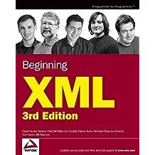Beginning XML (Programmer to Programmer) by David Hunter (2004-09-24)
