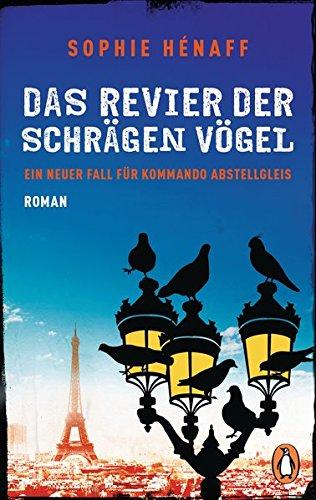 Buchseite und Rezensionen zu 'Das Revier der schrägen Vögel' von Sophie Hénaff