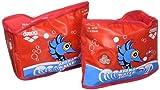 arena Kleinkinder Unisex Schwimmflügel Soft (Aufblasbare Schwimmhilfe, EU-Sicherheitsstandards), rot (Punk Red), 3-6Y