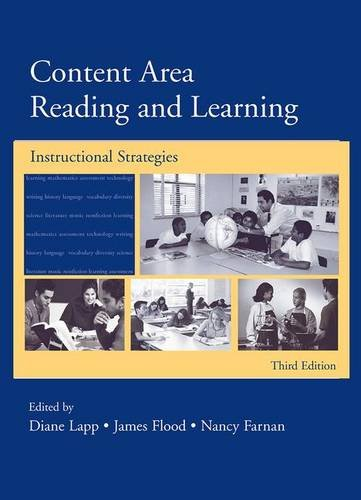 Content Area Reading and Learning: Instructional Strategies, 3rd Edition