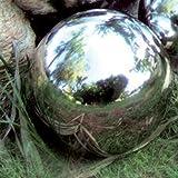 Gartenkugel Edelstahl 15 cm
