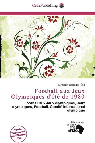 Football Aux Jeux Olympiques D' T de 1980