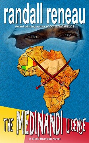 Book cover image for The Medinandi License (Trace Brandon Book 4)