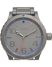 Nixon Herren-Armbanduhr Analog Quarz Edelstahl A916SW2385-00